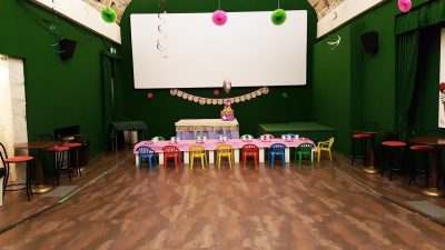 festa bambini multisala moncada